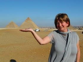 Aegypten Pyramiden Gizeh