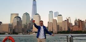 Jacob Spangenberg in New York City