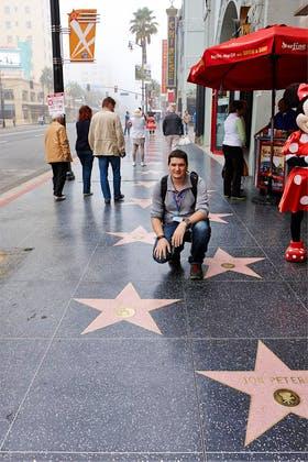 Walk Of Fame, Los Angeles
