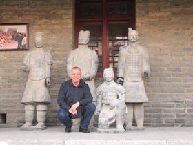 Auf Tuchfuehlung mit den Terrakotta-Soldaten