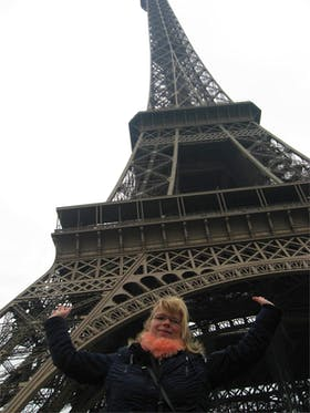 unterwegs in Paris
