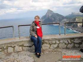 Am Cap Formentor auf Mallorca