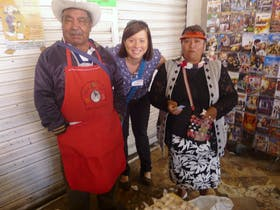 Auf dem mexikanischen Markt