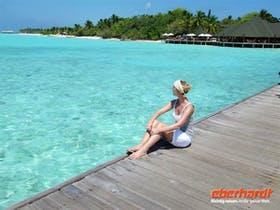 Malediven: Ein Traum wird wahr ...
