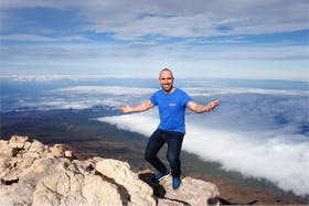 Vulkan Teide - Teneriffa