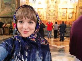 RBG Alina in St. Petersburg