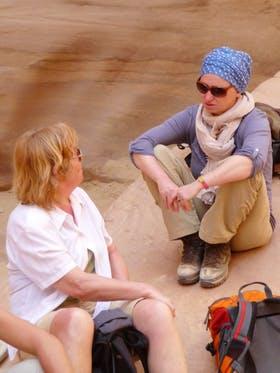 Sinai - im Coloured Canyon