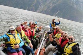Neuseeland - Milford Sound
