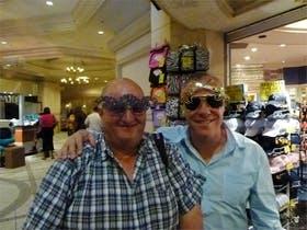 USA - Las Vegas und die schrillen Typen