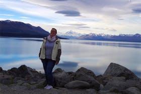 Neuseeland - Blick auf den Mount Cook
