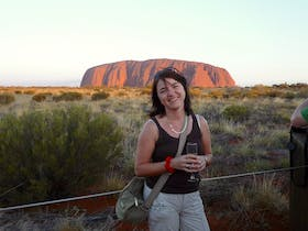 Am Ayers Rock
