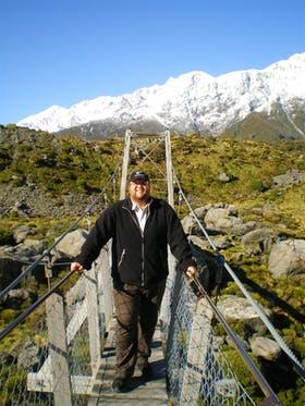 Neuseeland - Mt. Cook Region