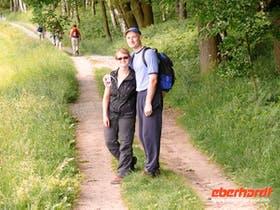 Wandern in der Sächsichen Schweiz - Doreen und Uwe