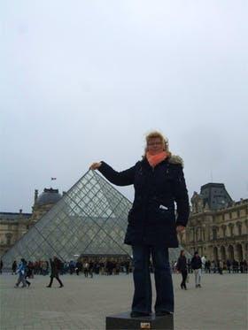 Paris im Louvre