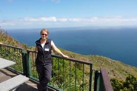 Doreen auf Madeira