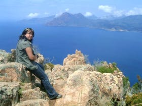 Korsika - Calanche