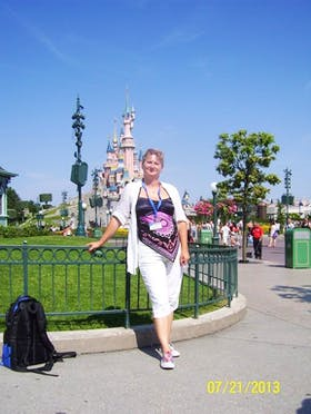 im Disneyland