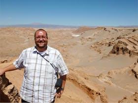 Atacama-Wueste (Chile)