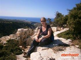 An der Avagas-Schlucht auf Zypern