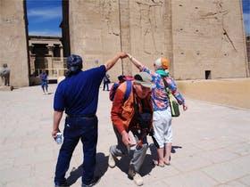 Aegypten - mit Reiseleiter Mahmoud