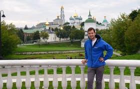Radreise in Russland - Sergijew Possad