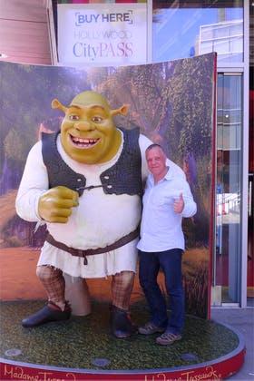 USA - Shrek & Schreck