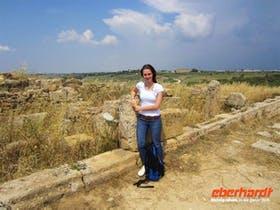 Reisebegleitung Madlen in Seliunt