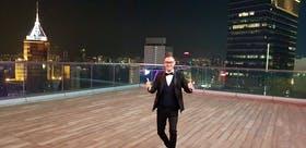 Jacob Spangenberg in Hong Kong