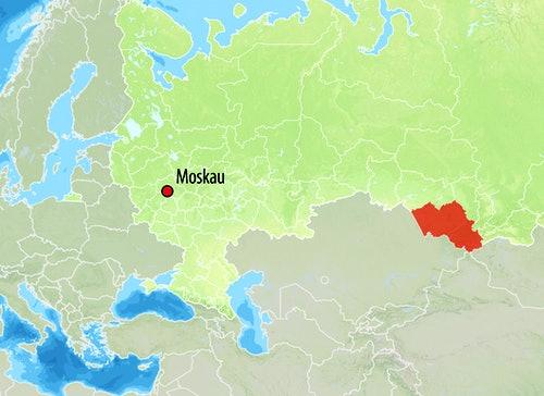 Das Altai in Russland
