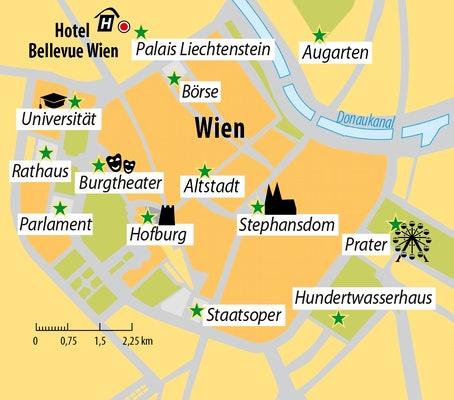 Ihr Hotel in Wien