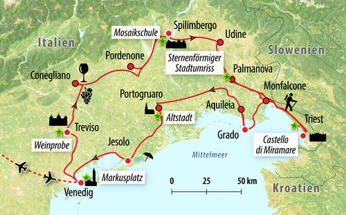 Unser Routen-Vorschlag