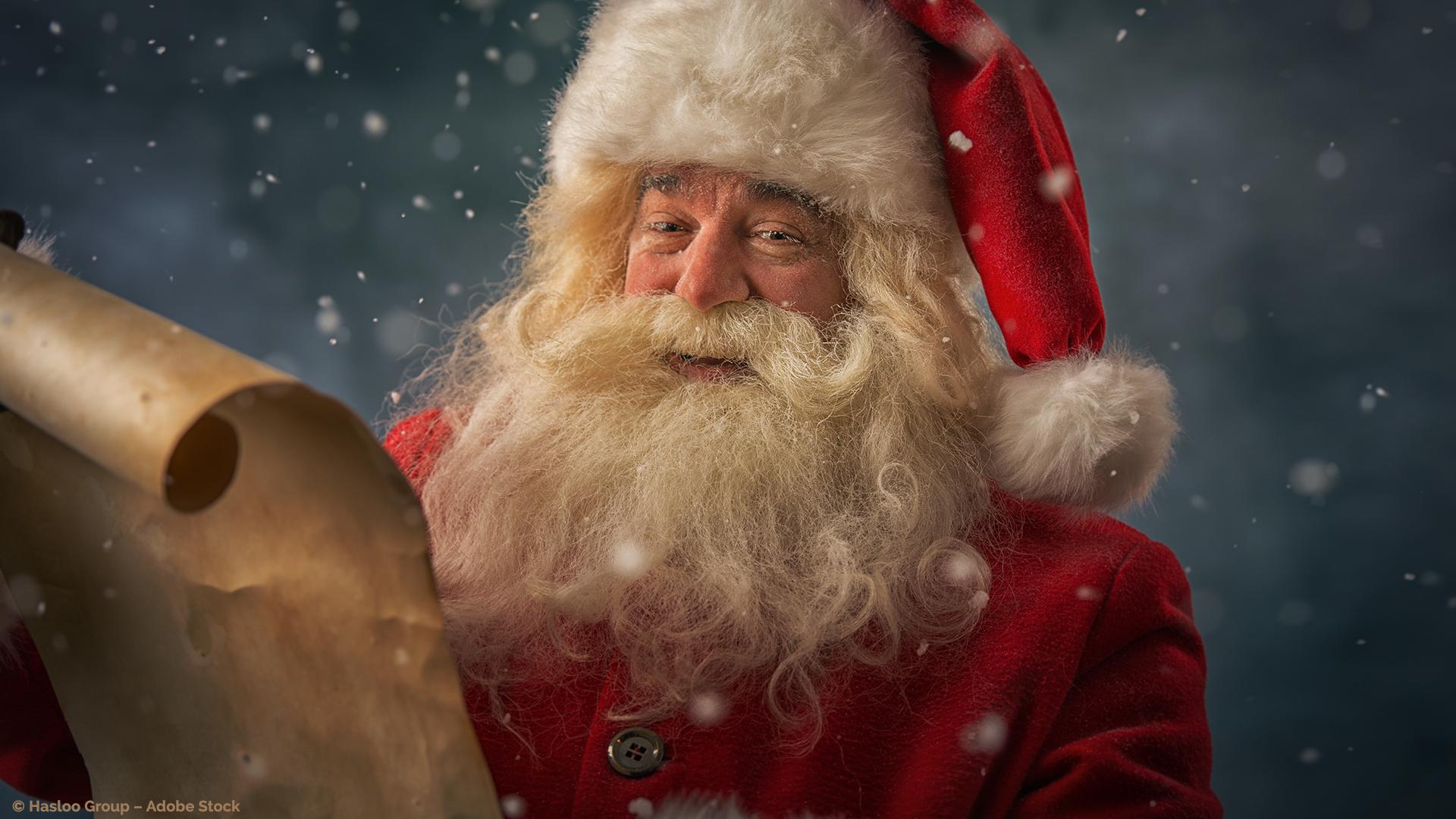 Woher Kommt Der Weihnachtsmann